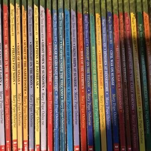 Magic tree house full collection
